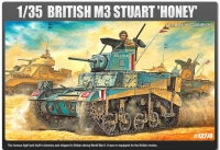 Танк M3 Stuart Honey