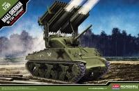 "Танк M4A3 Sherman w/ T34 ""Calliope"""
