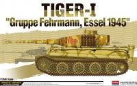 """Танк TIGER-I """"Gruppe Fehrmann, Essel 1945"""""""