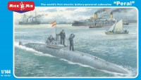 Испанская подводная лодка Peral