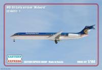 Авиалайнер MD-80 ранний Midwest (Limited Edition)