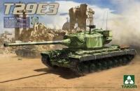 Американский тяжелый танк T29E3