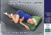Дальнобойщики: Китти (Принцесса) Джеймс