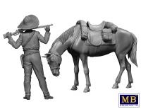 Вне закона. Набор 3. Педро Мелгоза - охотник за головами