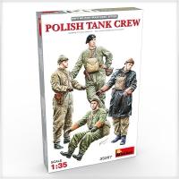 Польский танковый экипаж