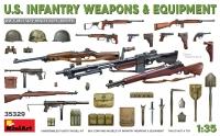 Американское пехотное оружие и снаряжение