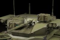 "Российская тяжелая боевая машина пехоты ТБМПТ Т-15 ""Армата"""