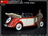 Немецкий кабриолет Б 170V