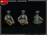 Афганские гражданские лица