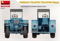 Немецкий дорожный трактор D8532