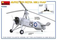 Автожир Avro 671 Rota Mk.1 RAF