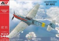 Самолет Bf-109T