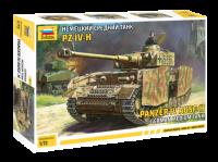 Немецкий средний танк Pz IV-H