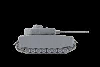 Немецкий средний танк T-IVH