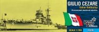 """Итальянский линейный корабль """"Giulio Cezare"""""""