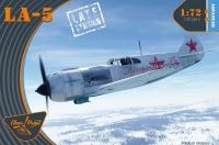 Самолет Ла-5 поздний. Advanced kit