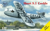 Самолет Short S.1 Cockle