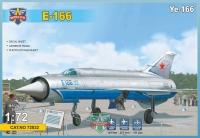 Самолет Е-166