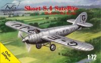 Самолет Short S.4 Satellite
