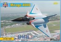 Самолет Mirage 4000