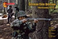 Немецкая элитная дивизия. Нормандия 1944-45 гг.