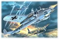 Немецкий ночной истребитель Do-215 В-5