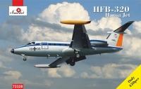Самолет HFB-320 Hansa Jet
