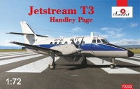 Реактивный пассажирский самолет Jetstream T3