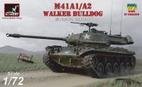 Американский танк M41A1/A2 Walker Bulldog