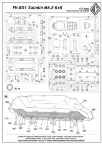 Бронеавтомобиль FV-601 Saladin