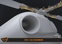Вертолет UH-2A/B Seasprite. Advanced kit