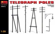 Телеграфные столбы