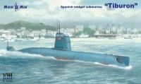 Испанская подводная лодка Tiburon