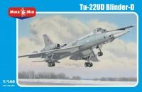 Стратегический бомбардировщик Ту-22УД
