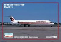 Авиалайнер MD-80 ранний TWA (Limited Edition)