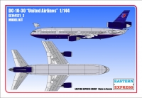 Авиалайнер DC-10-30 United (Limited Edition)