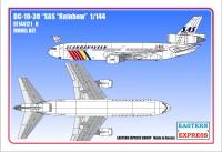 Авиалайнер DC-10-30 SAS Rainbow (Limited Edition)