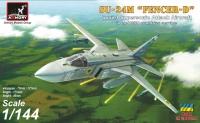 Самолет разработки ОКБ им. Сухого тип 24М