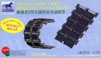 Challenger 2 MBT Workable Track Link Set