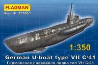 Германская подлодка типа VII C/41