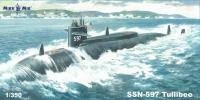 USS tullibee (SSN-597)
