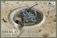 Зенитная пушка Breda 37/54