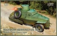 Британский бронеавтомобиль Marmon-Herrington mk.2