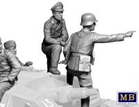 """""""Их позиция - за лесом"""". Экипаж StuG III. WWII"""