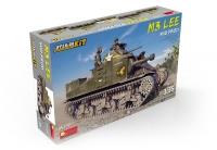 Американский танк M3 LEE с интерьером (средняя серия)