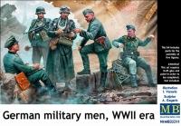 Немецкие военнослужащие. WWII