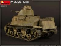 Американский средний танк M3A5 Lee