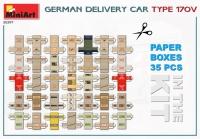Немецкий автомобиль TYPE 170V