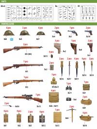 Британское пехотное оружие и аммуниция