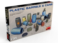 Пластиковые бочки и канистры
